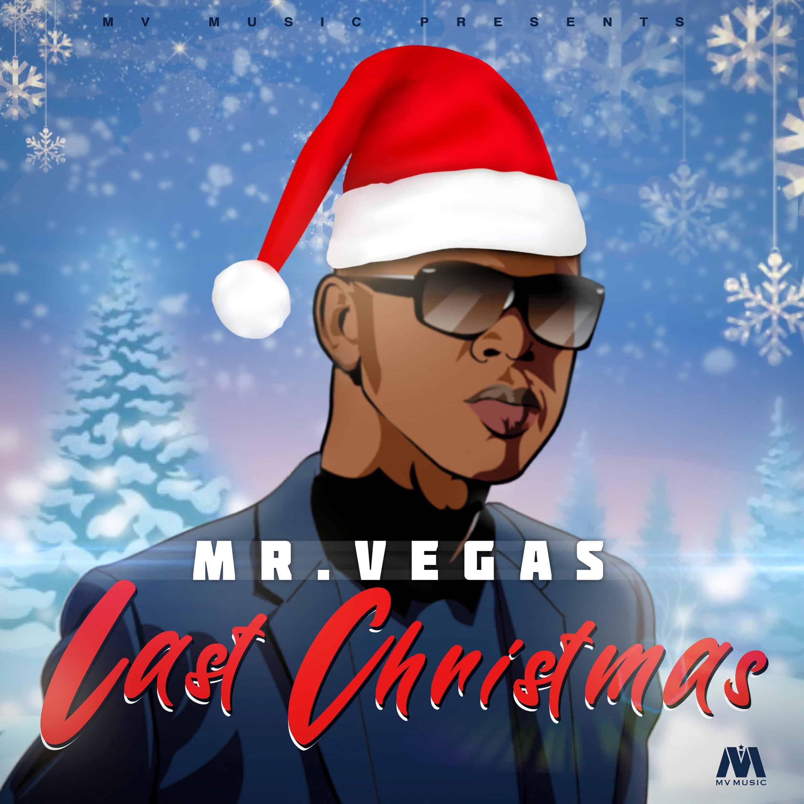 "Mr. Vegas' new Christmas song titled ""Last Christmas"""