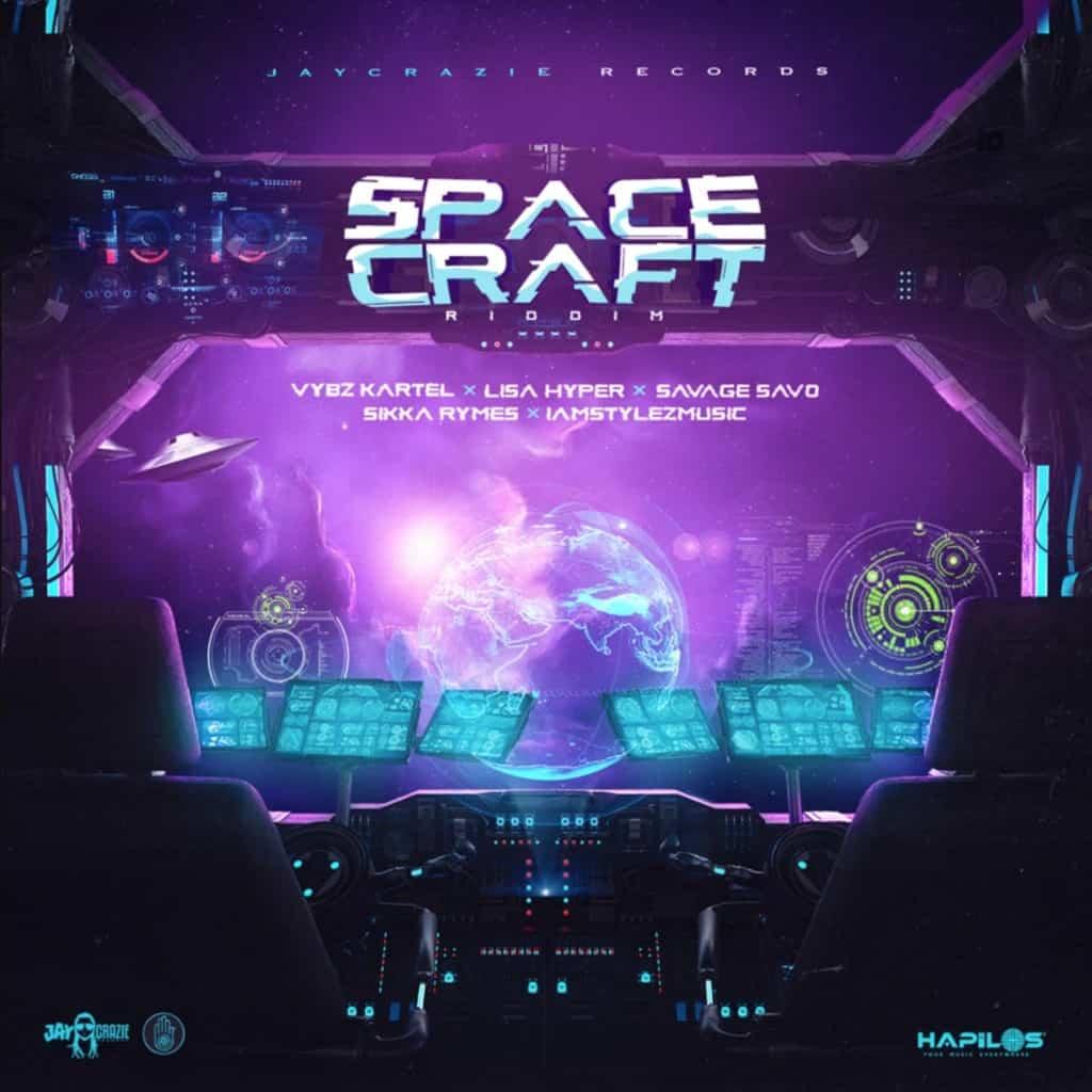 Space Craft Riddim - Various Artists - JayCrazie Records