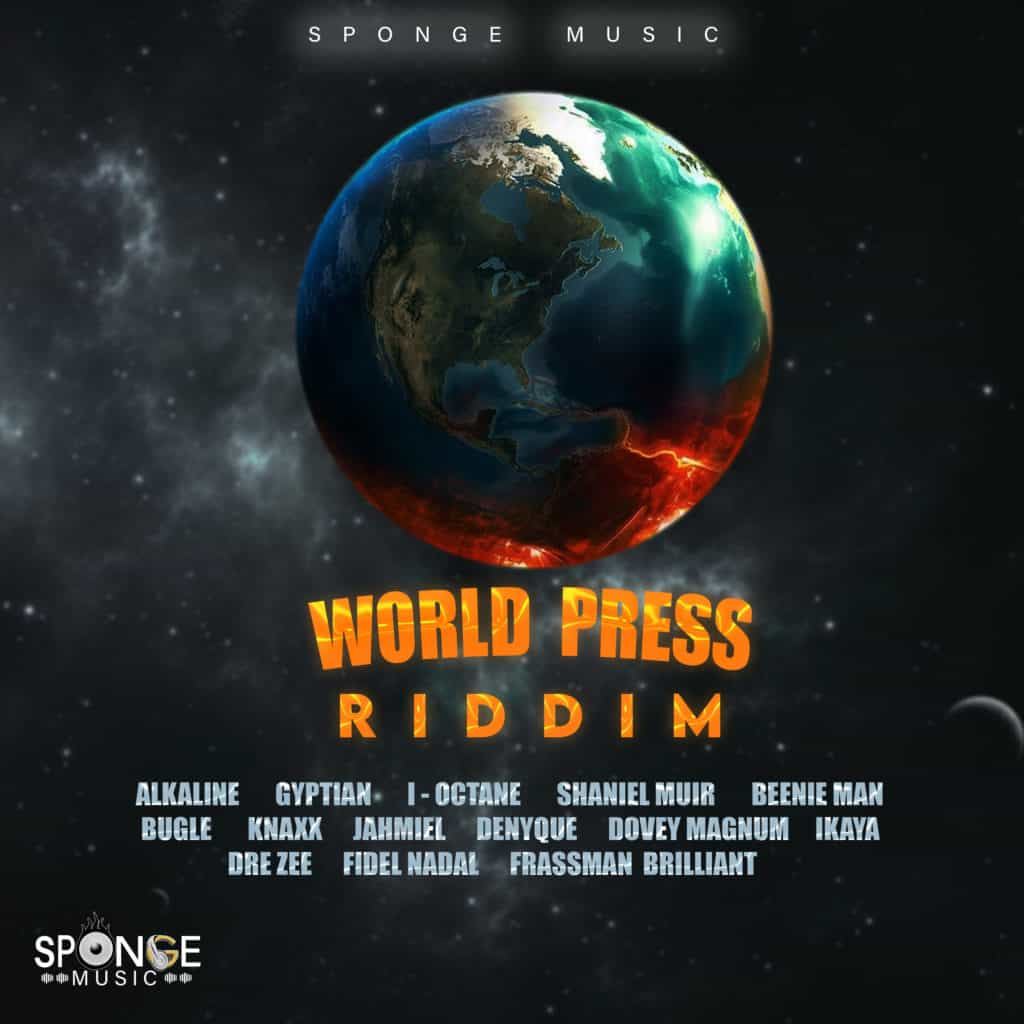World Press Riddim - Sponge Music
