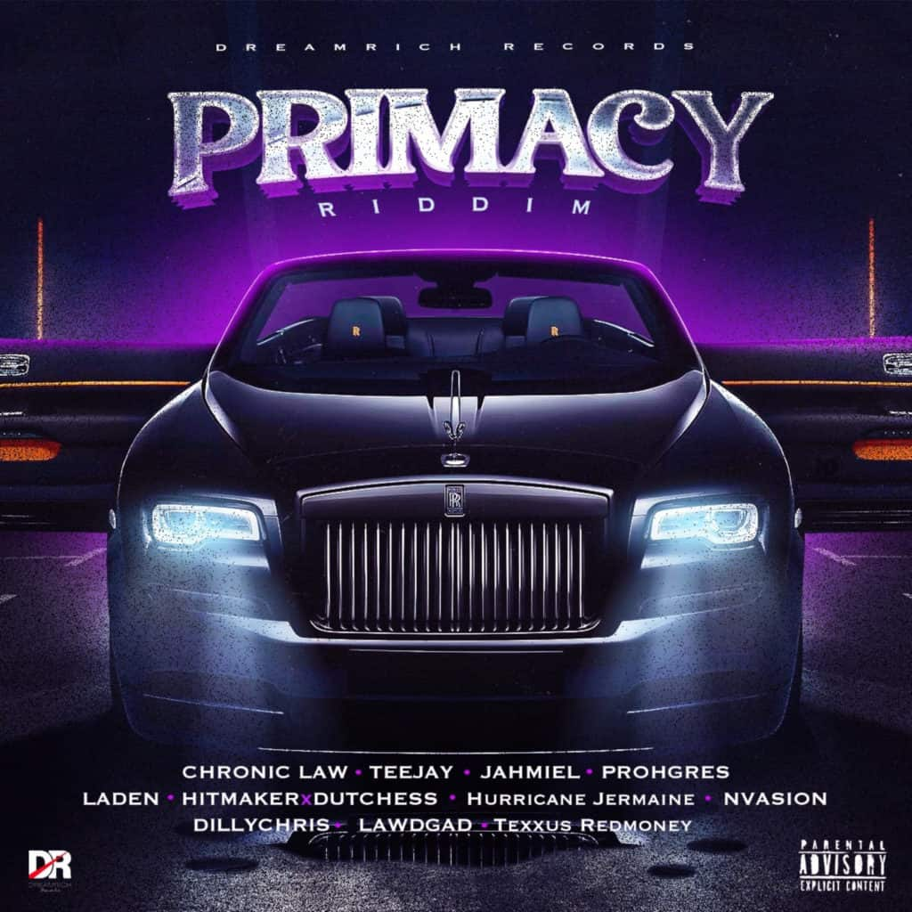 Primacy Riddim - Dreamrich Records