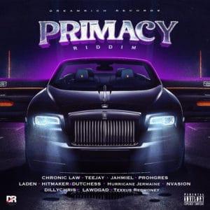 Primacy Riddim - Dreamrich Records