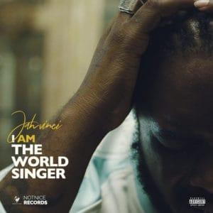 Jah Vinci - I Am the World Singer