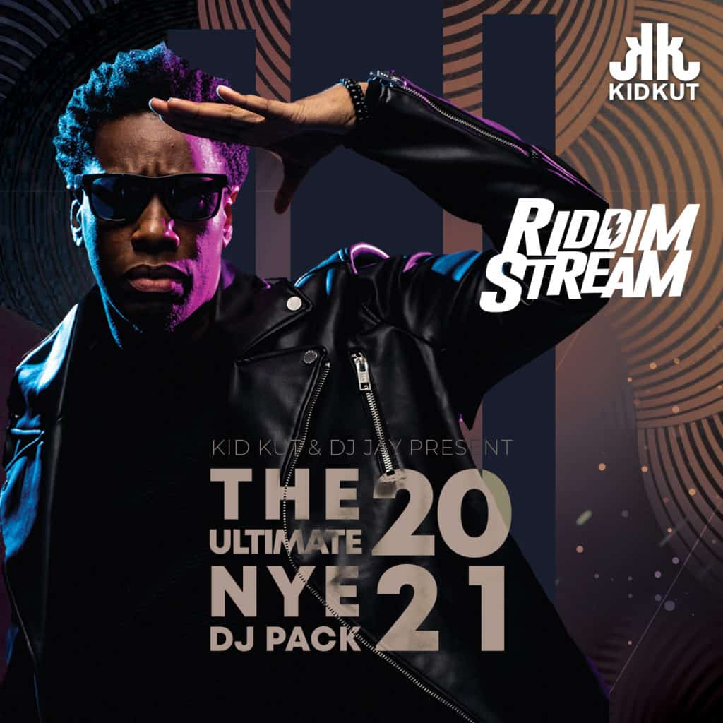 Kid Kut & DJ Day Presents New Year's Eve 2020 Going into 2021 DJ Pack