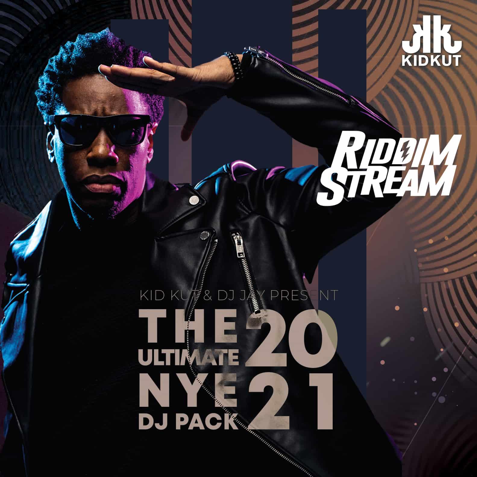 Kid Kut & DJ Jay Presents New Year