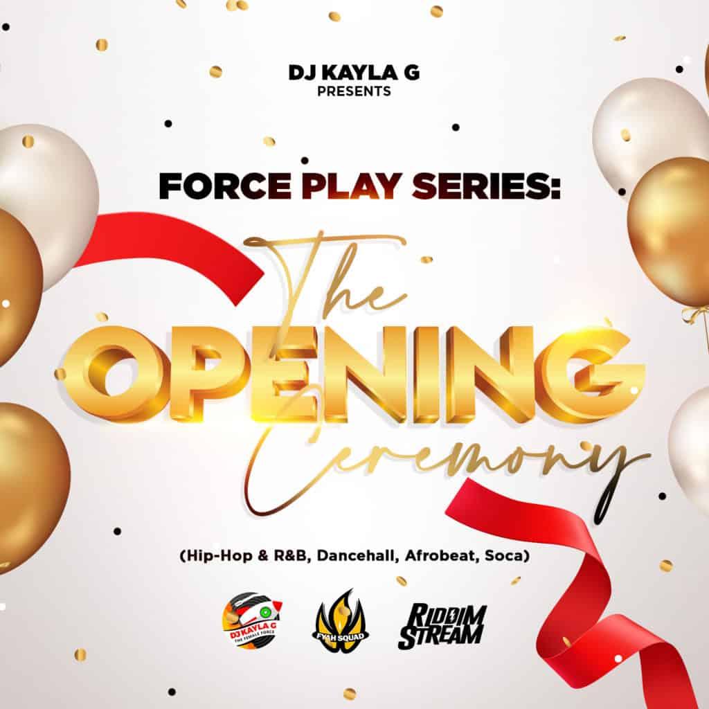 DJ Kayla G - The Opening Ceremony (2021 Mixtape)