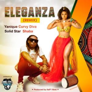 Yanique Curvy Diva - Eleganza remix ft. Solid Star