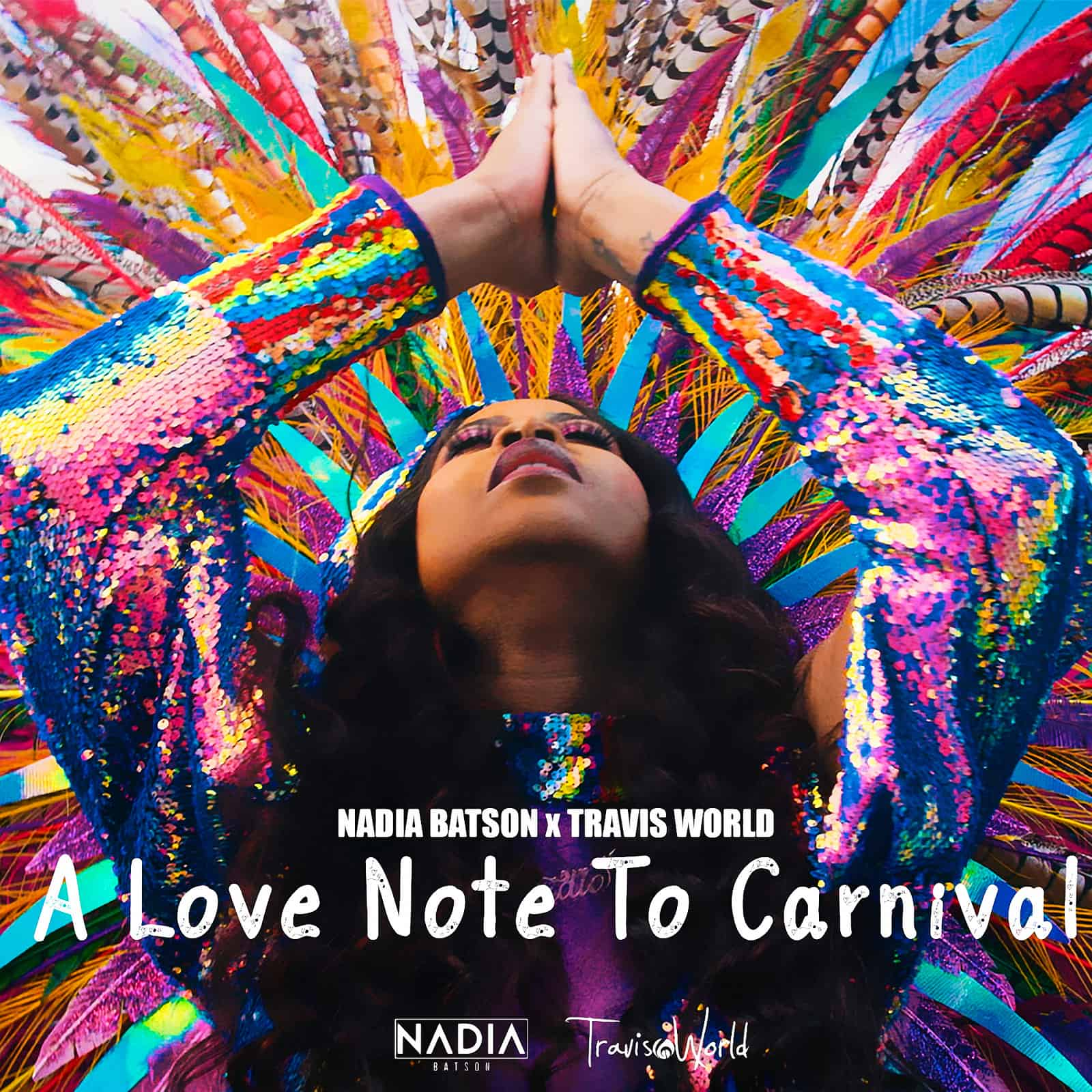 Nadia Batson & Travis World - A Love Note To Carnival