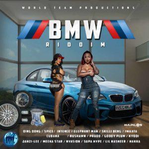 BMW Riddim - Various Artists - World Team Production