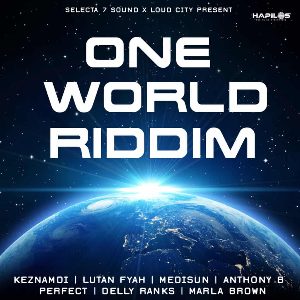 One World Riddim - Various Artists - Selecta 7 Sound / Loud City