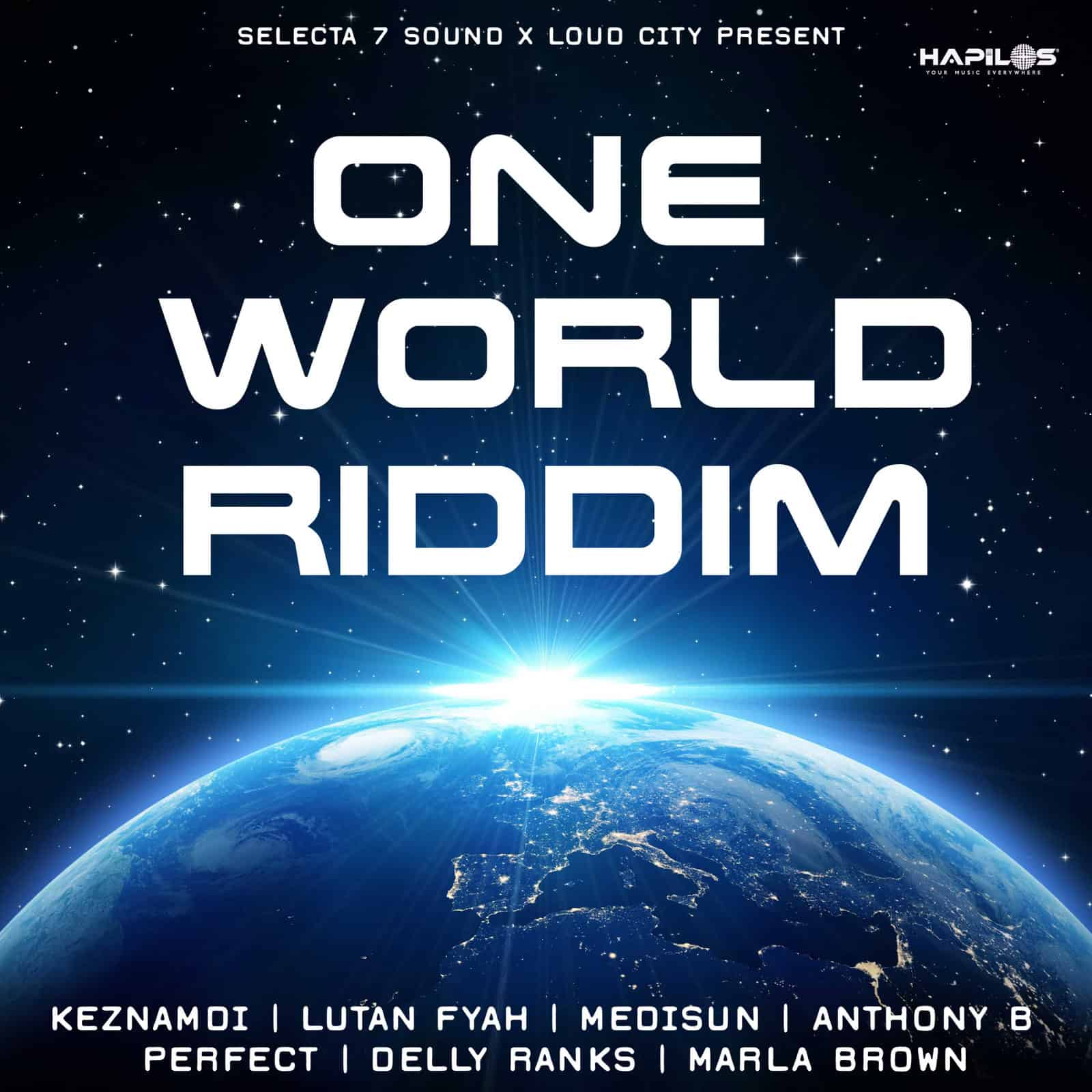 One World Riddim - Various Artists -  Selecta 7 Sound / Loud City