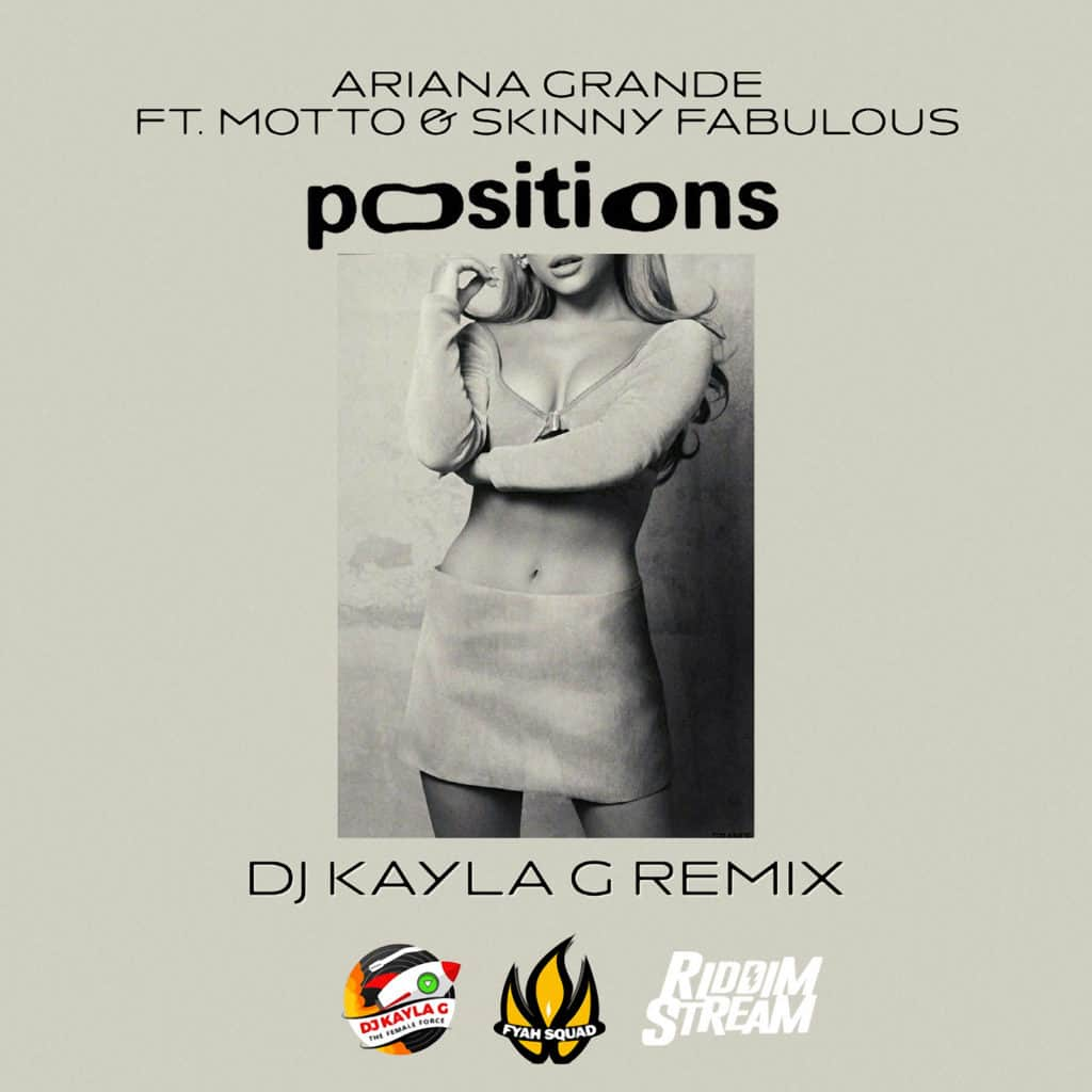 Ariana Grande ft. Motto & Skinny Fabulous - Positions (DJ Kayla G Remix)