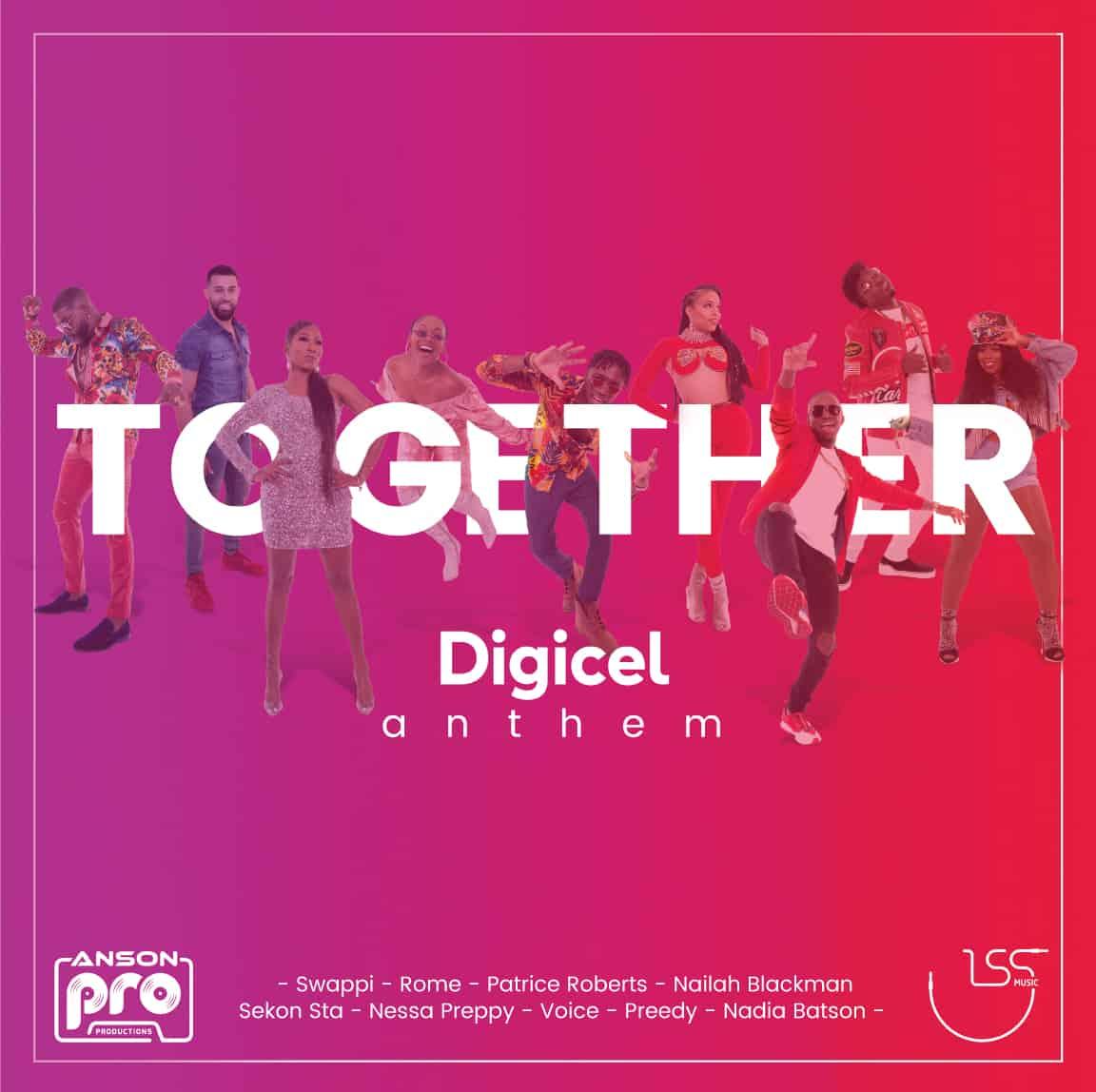 Together (Digicel Anthem)