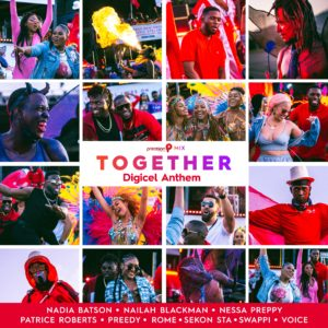 Together (Digicel Anthem) [Precision Productions Mix]