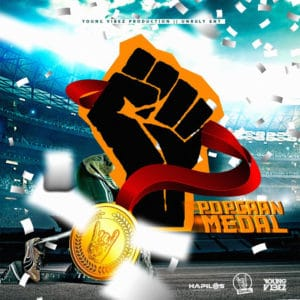 Popcaan - Medal - Young Vibez Production