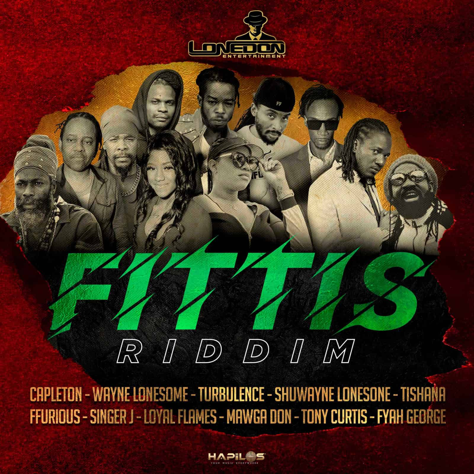 Fittis Riddim - Lone Don Entertainment