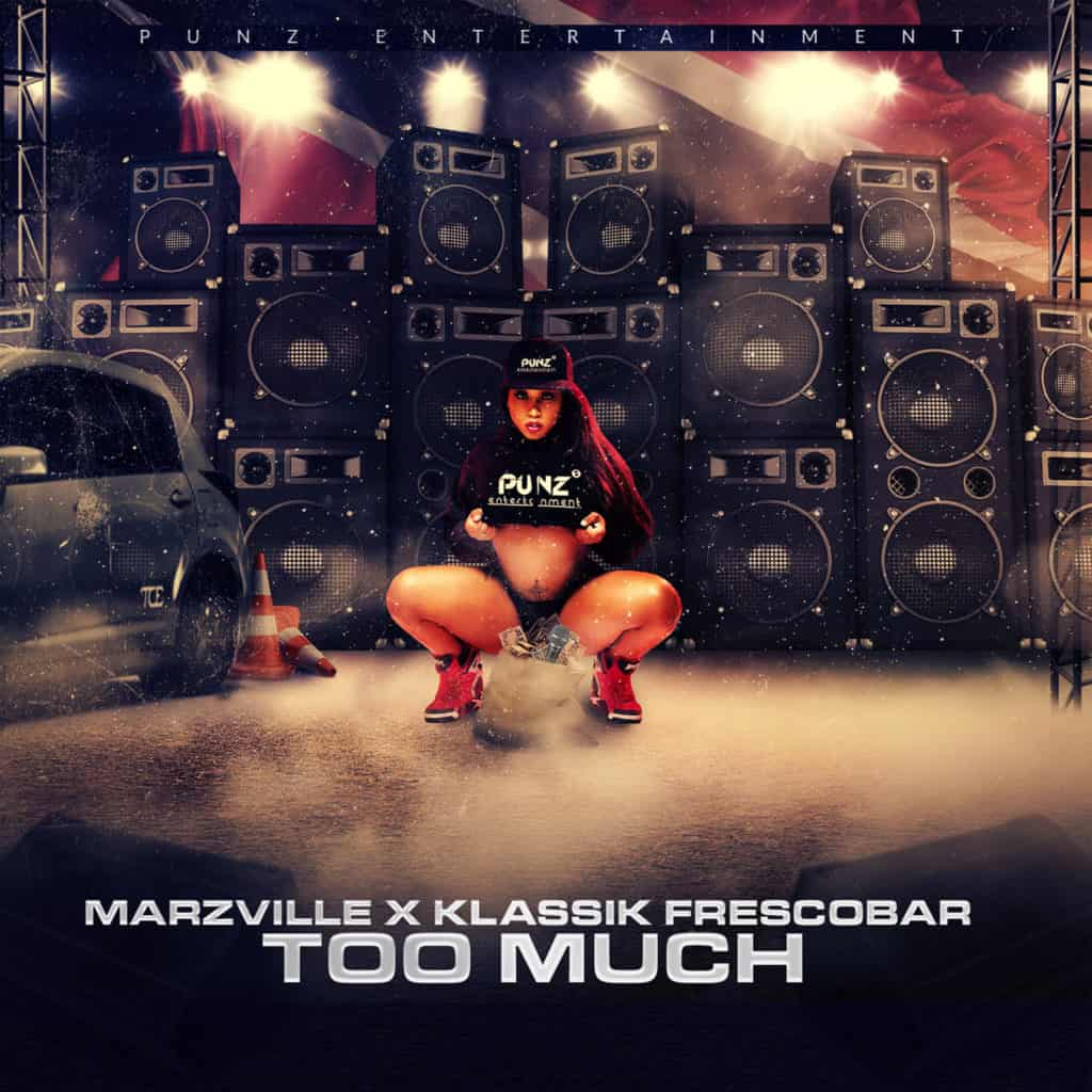 Too Much - Marzville x Klassik Frescobar