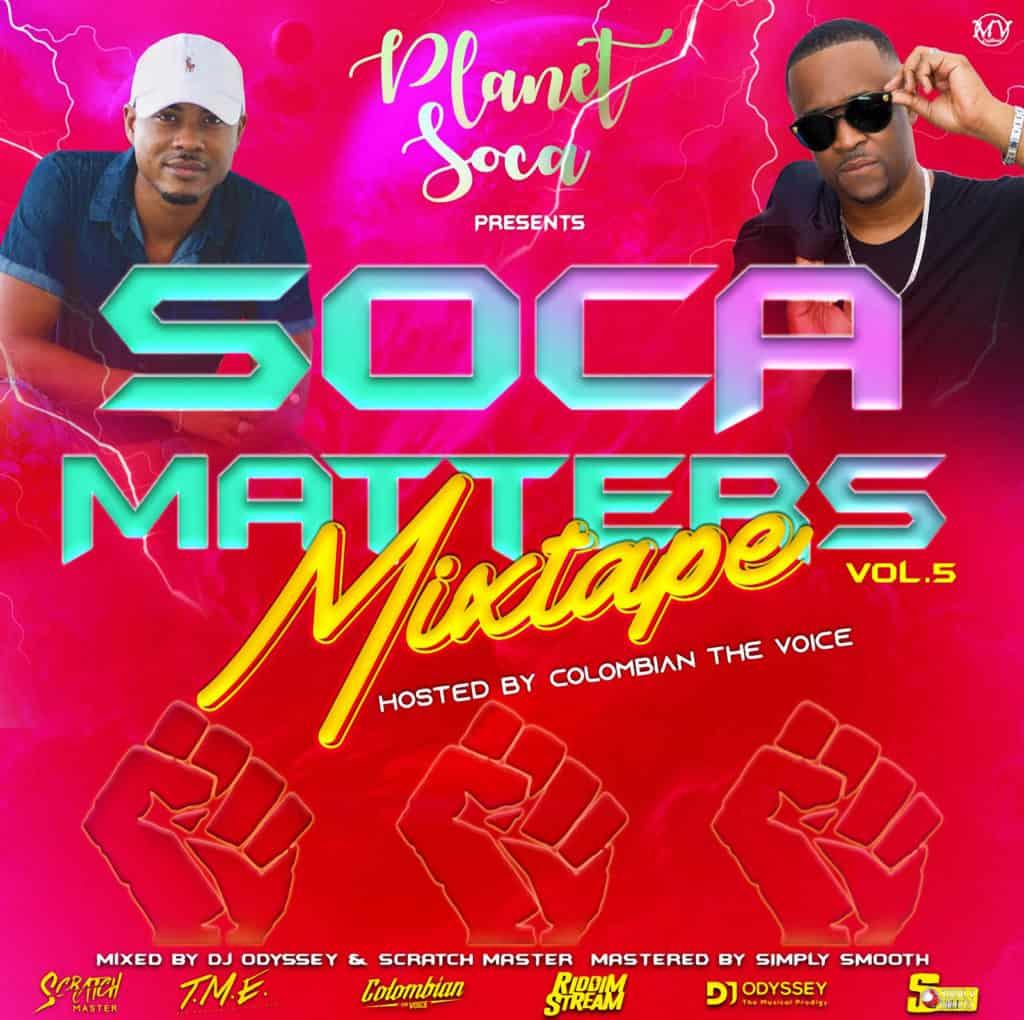 Planet Soca - Soca Matters Vol. 5