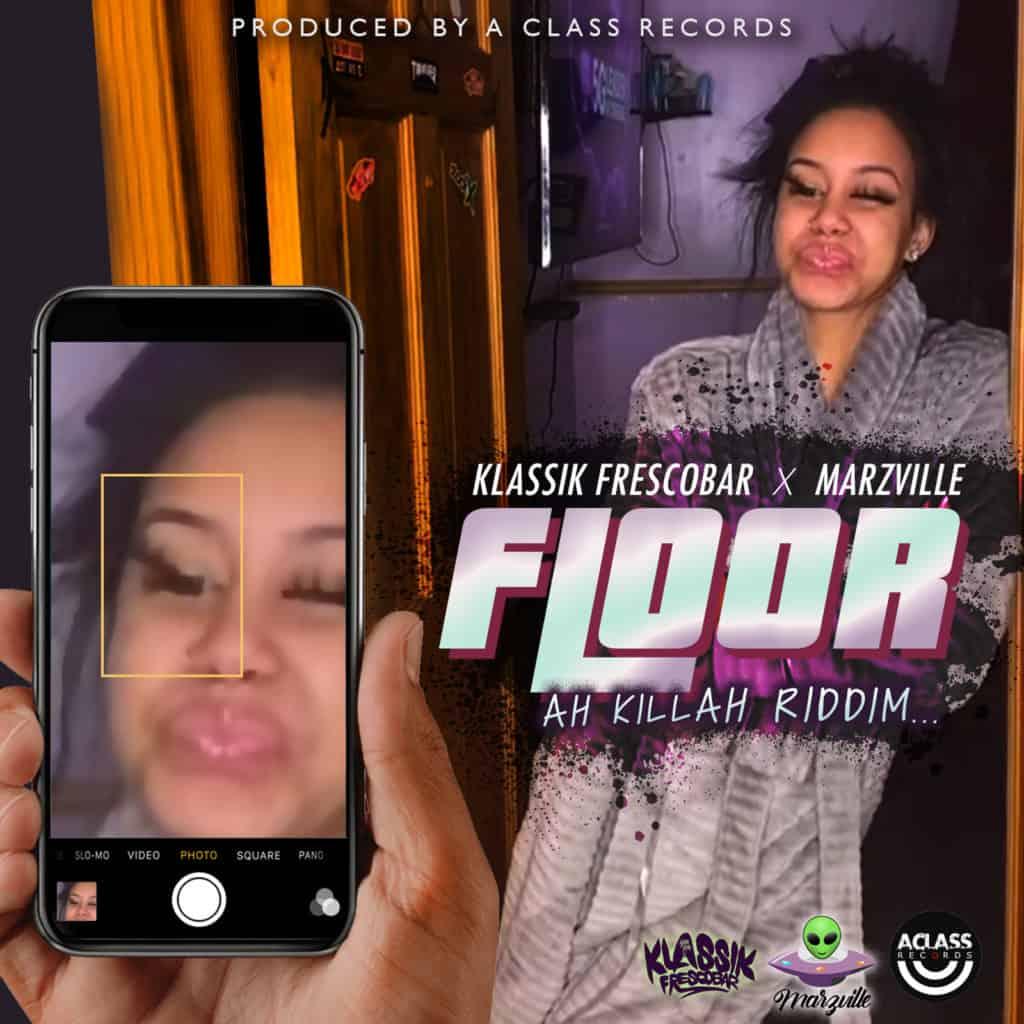 Klassik Frescobar x Marzville- Floor [Ah Killa Riddim] Zess Trinidad Dancehall 2021