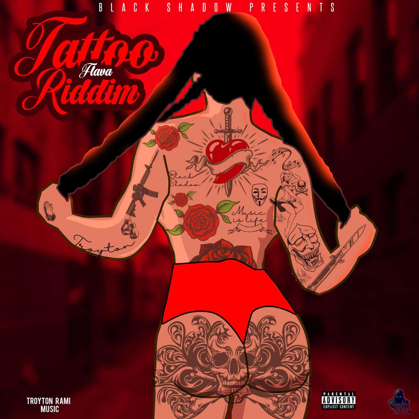 Tattoo Flava Riddim - Black Shadow