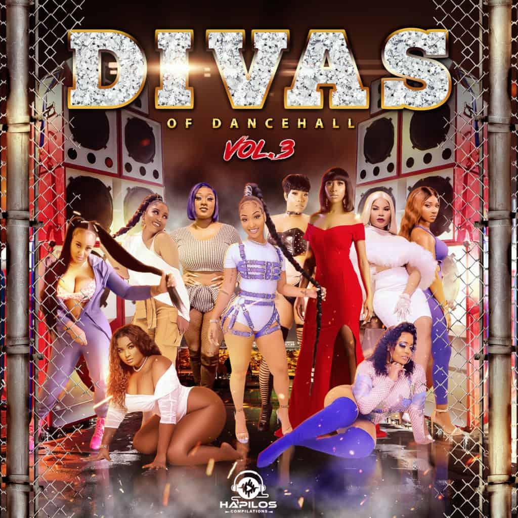 Divas of Dancehall - Vol. 3