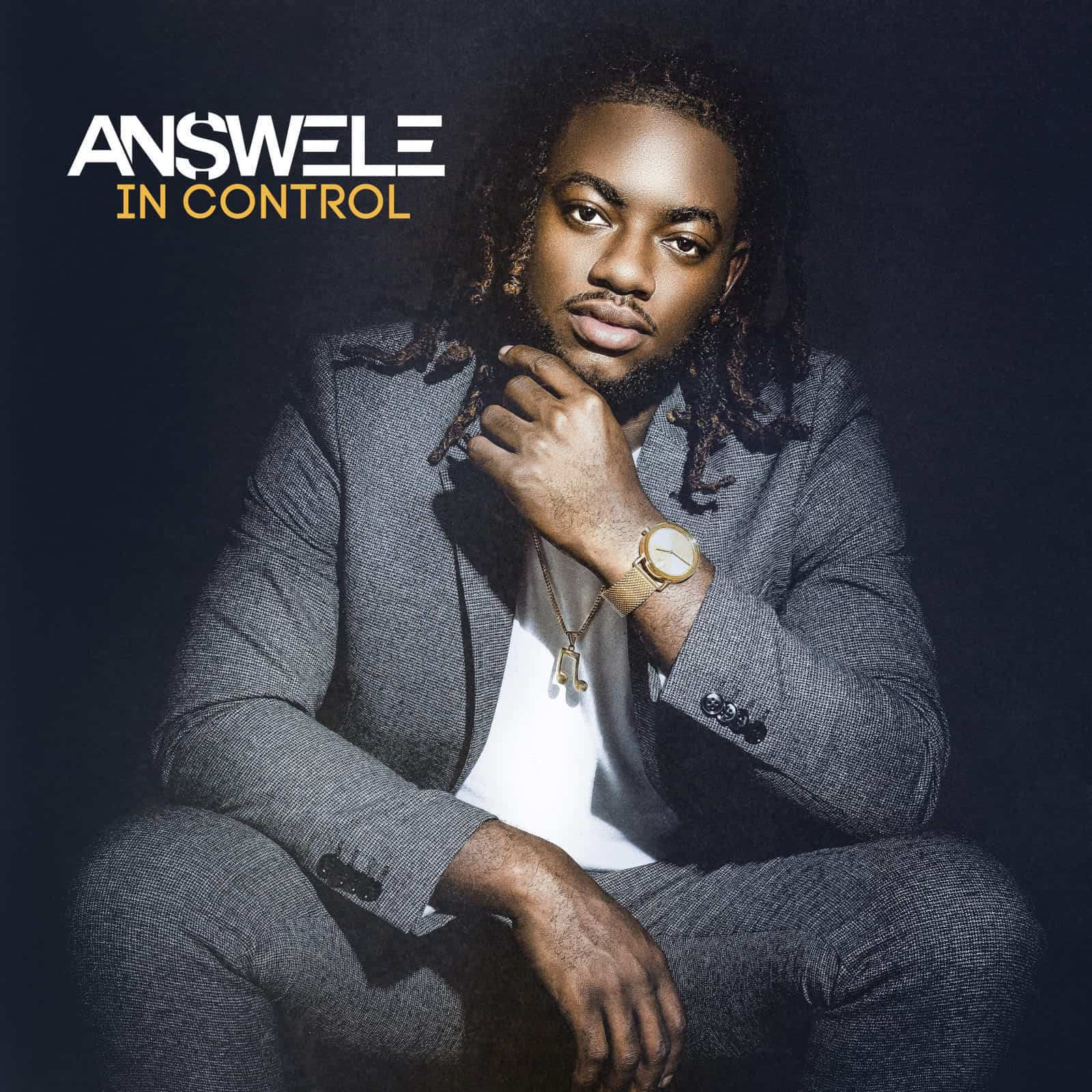 """Answele - """"In Control"""" EP"""