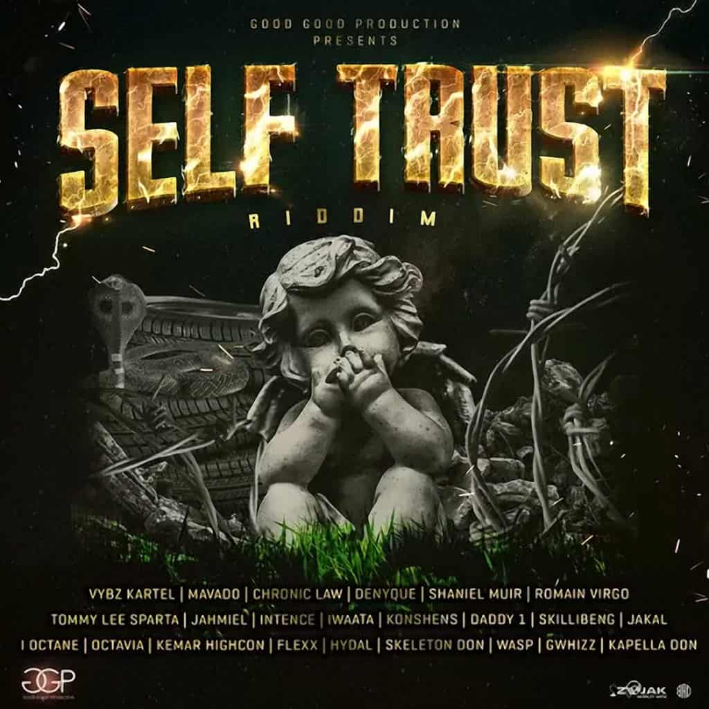 Skeleton Don - Protect My Life - Self Trust Riddim