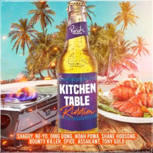 Kitchen Table Riddim - Ranch Entertainment