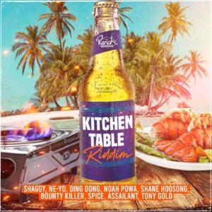 Kitchen Table Riddim - Ranch Entertainment