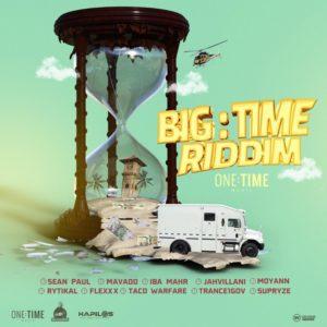 Big Time Riddim - One Time Music