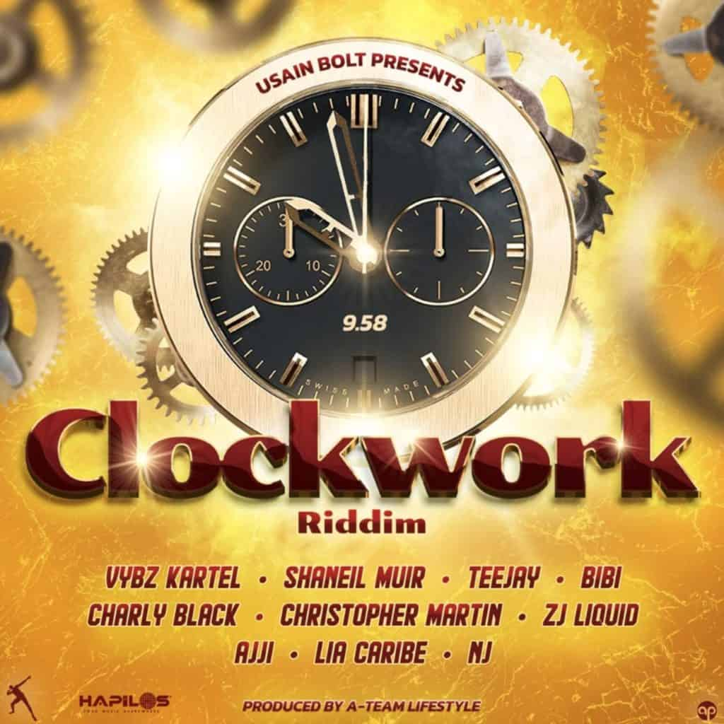 Usain Bolt Presents: Clockwork Riddim - A-Team Lifestyle