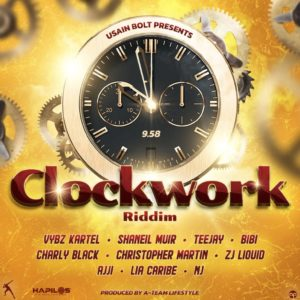 Usain Bolt Presents: Clockwork Riddim - A-Team Lifestyle