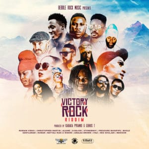 Victory Rock Riddim - Bebble Rock Music