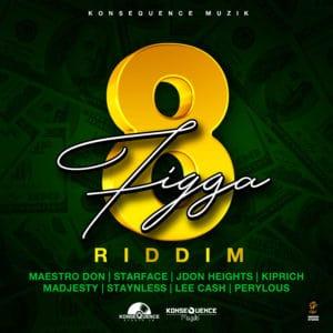 8 Figga Riddim - Konsequence Muzik