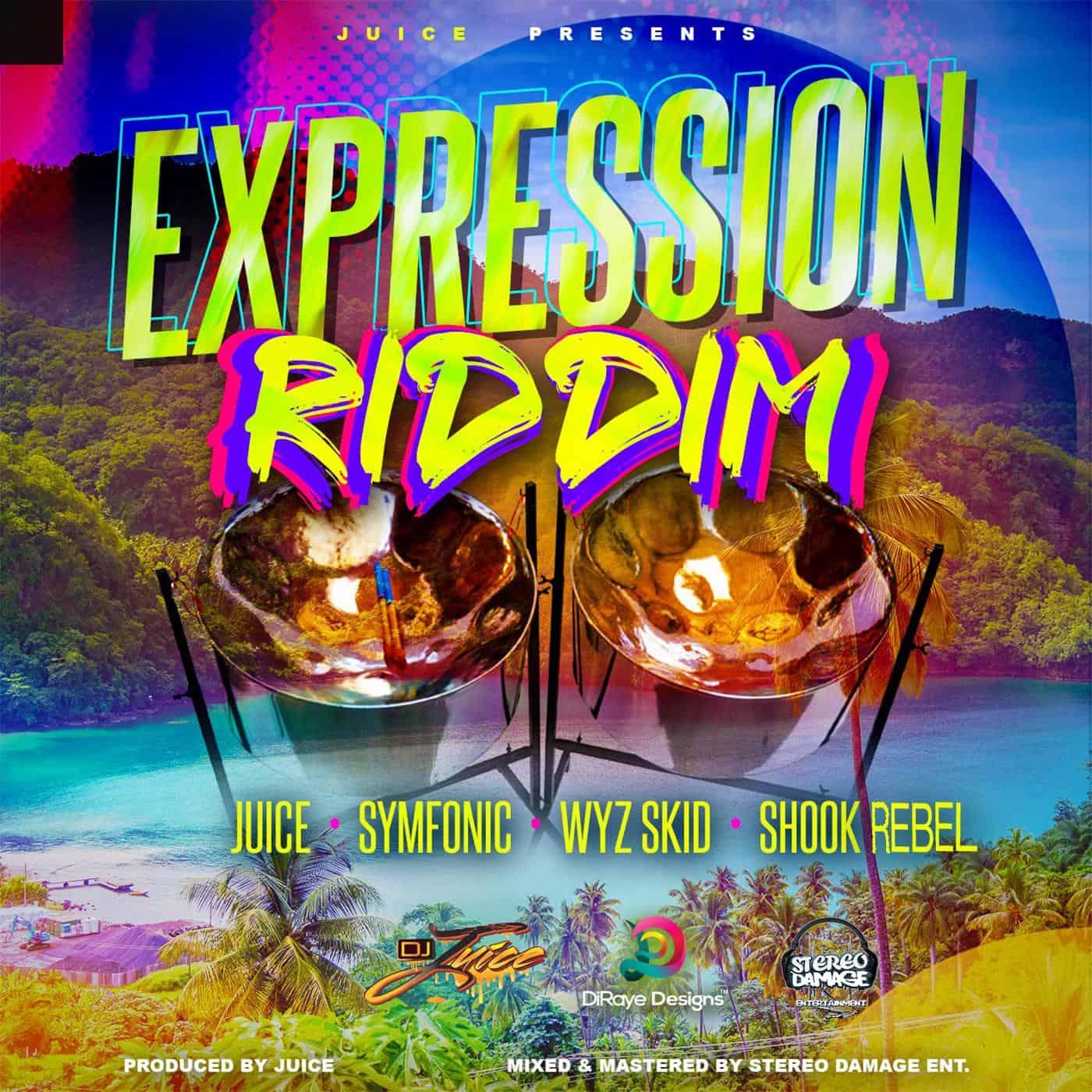 Expression Riddim - Various Artists