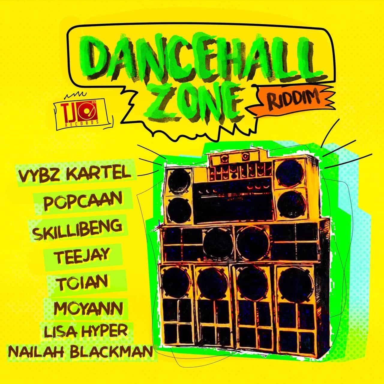 Dancehall Zone Riddim - TJ Records