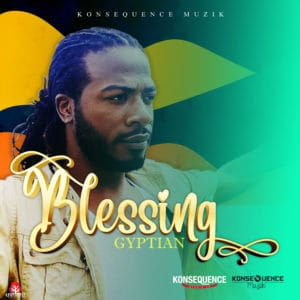 Gyptian - Blessing - Konsequence Muzik