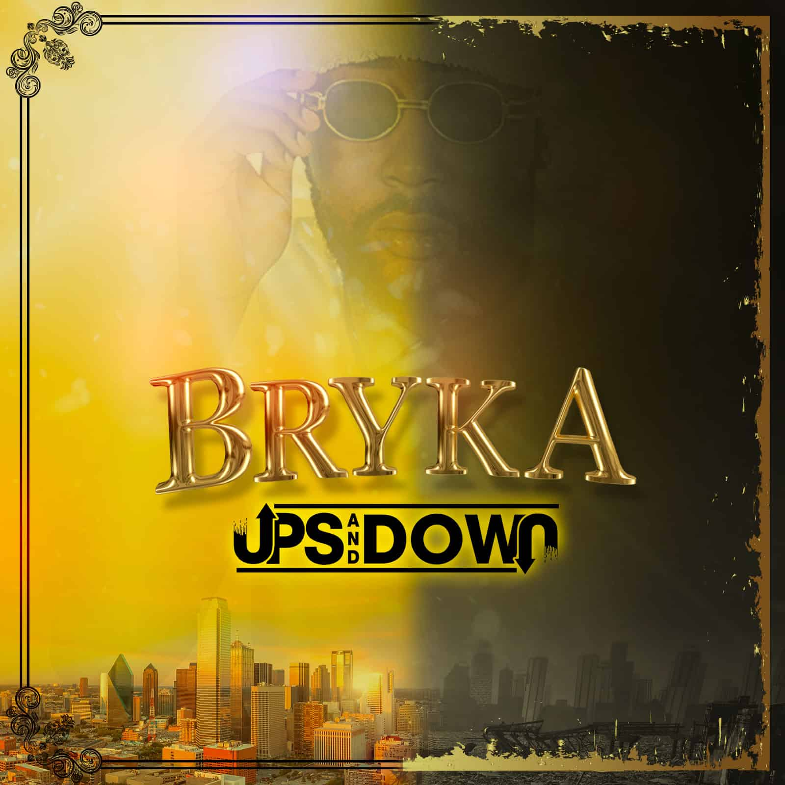 Bryka - Ups and Down - Quantanium Records