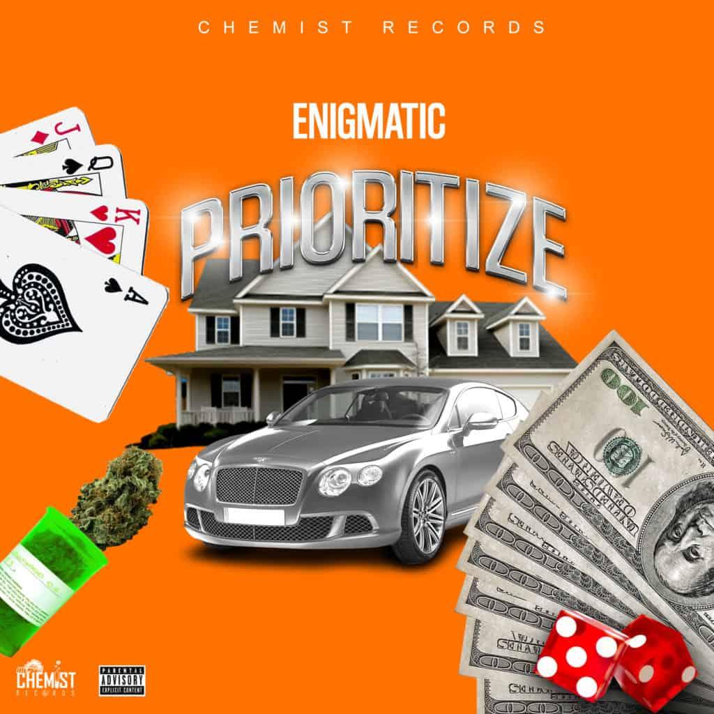 Enigmatic - Prioritize - Chemist Records