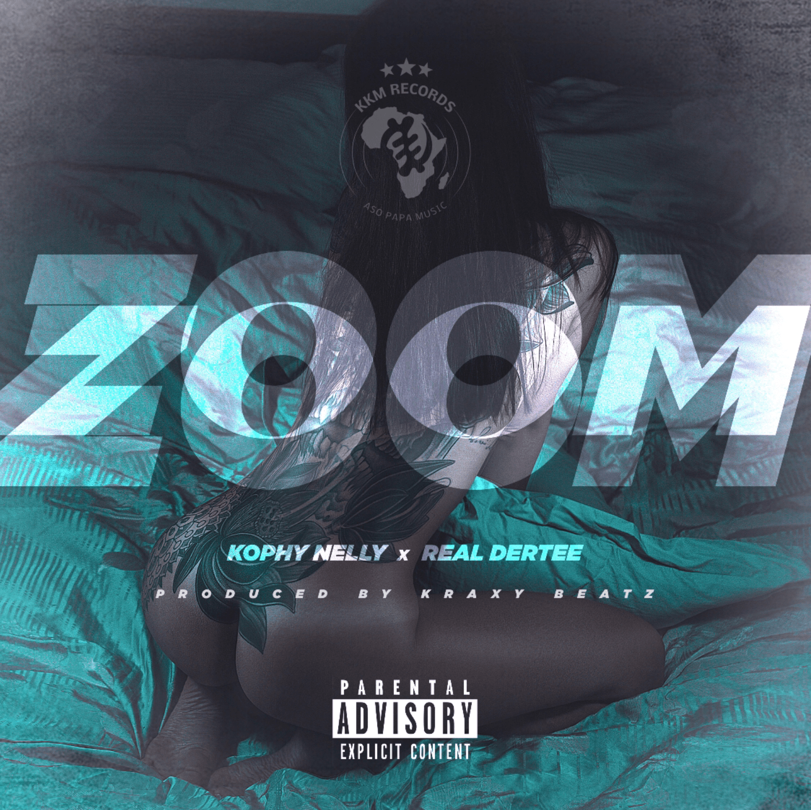 Kophy Nelly - Zoom Zoom + Realdertee - Prod by Kraxy Beatz