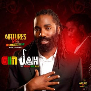 Ginjah - The Reggae Soul Man - Natures Way Entertainment