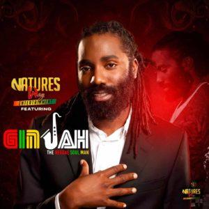 Ginjah - The Reggae Soul Man - Natures Way Entertainment