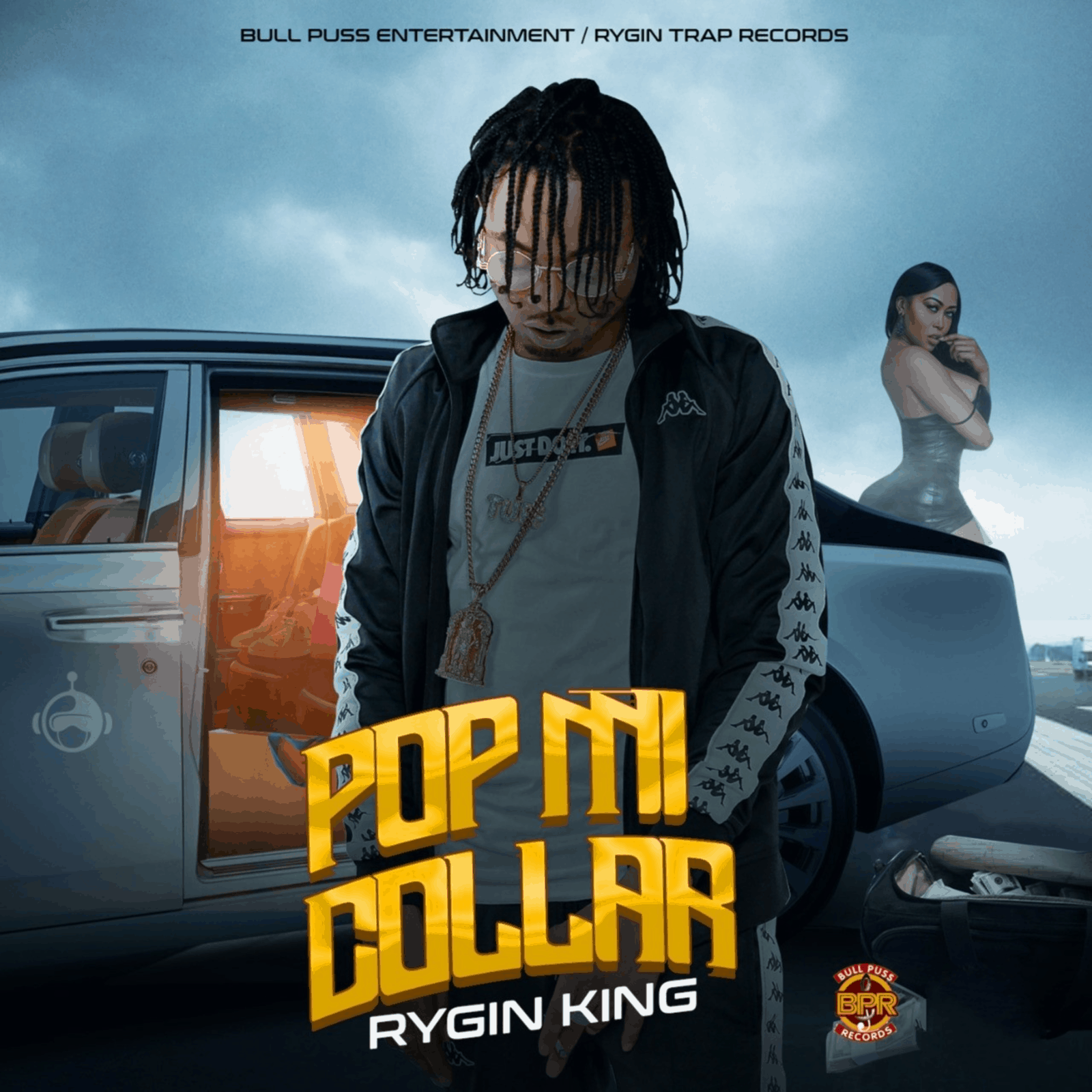 Ryging King - Pop Mi Collar - Rygin Trap Records / Bull Puss Entertainment