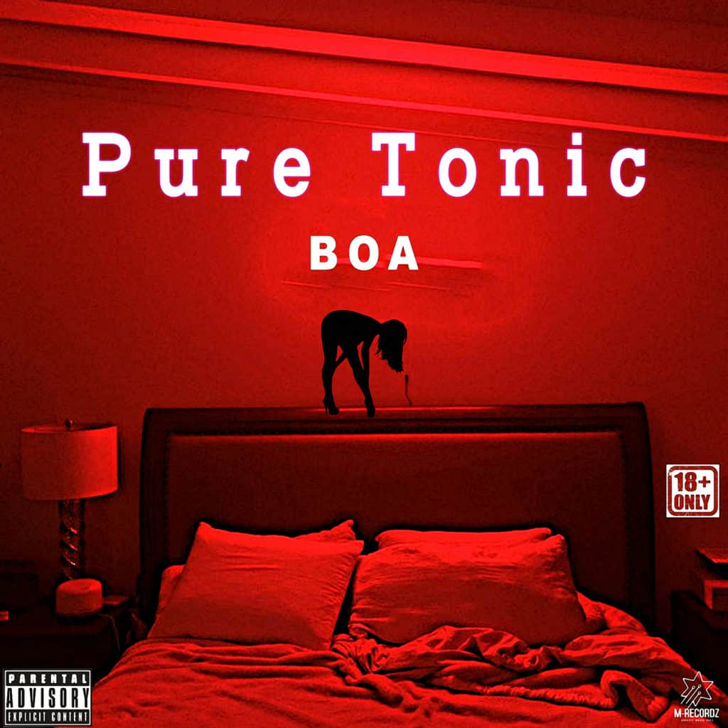Boa - Pure Tonic - Kool Aid Riddim