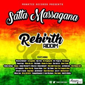 Satta Massagana Rebirth Riddim - Manatee Records