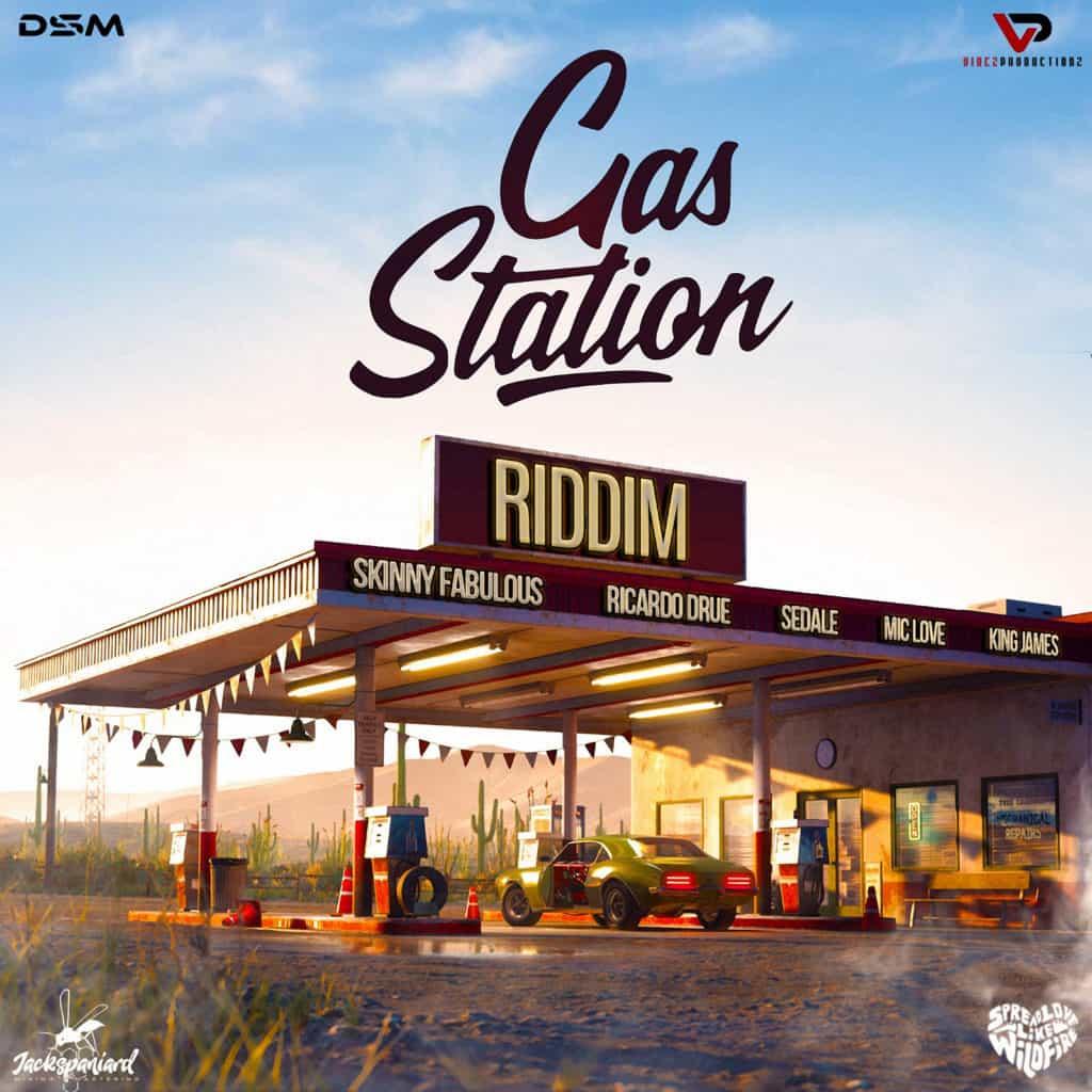 Gas Station Riddim - Vibez Productionz