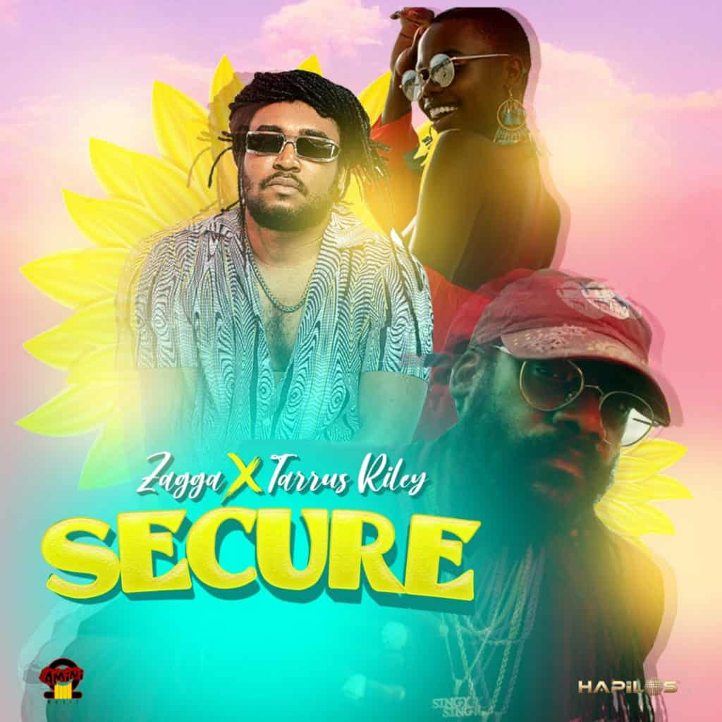 Zagga - Secure (feat. Tarrus Riley) - Amini Music