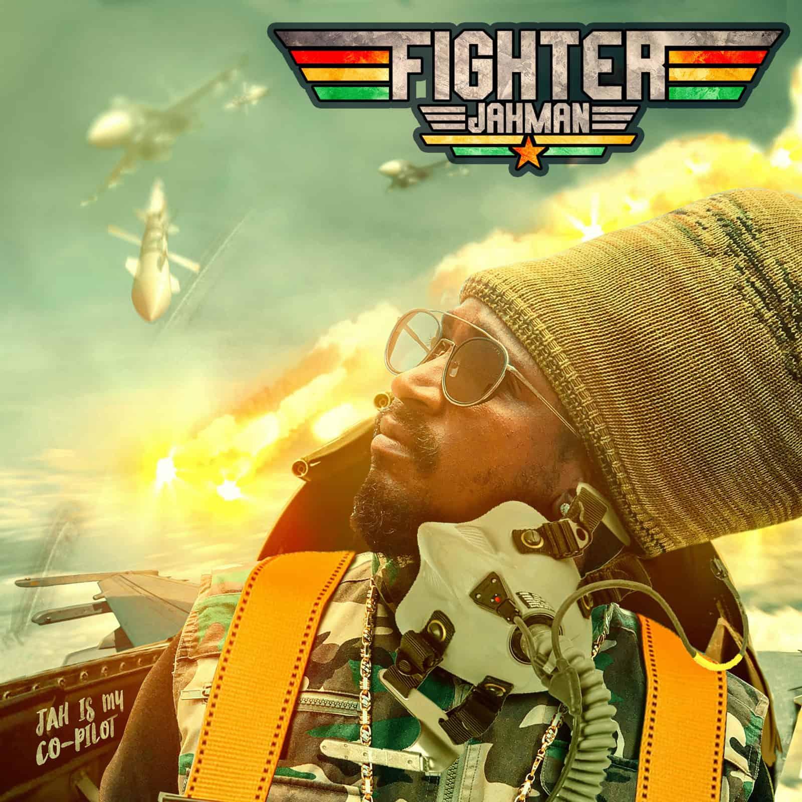 Jahman - Fighter - Splatter House Records