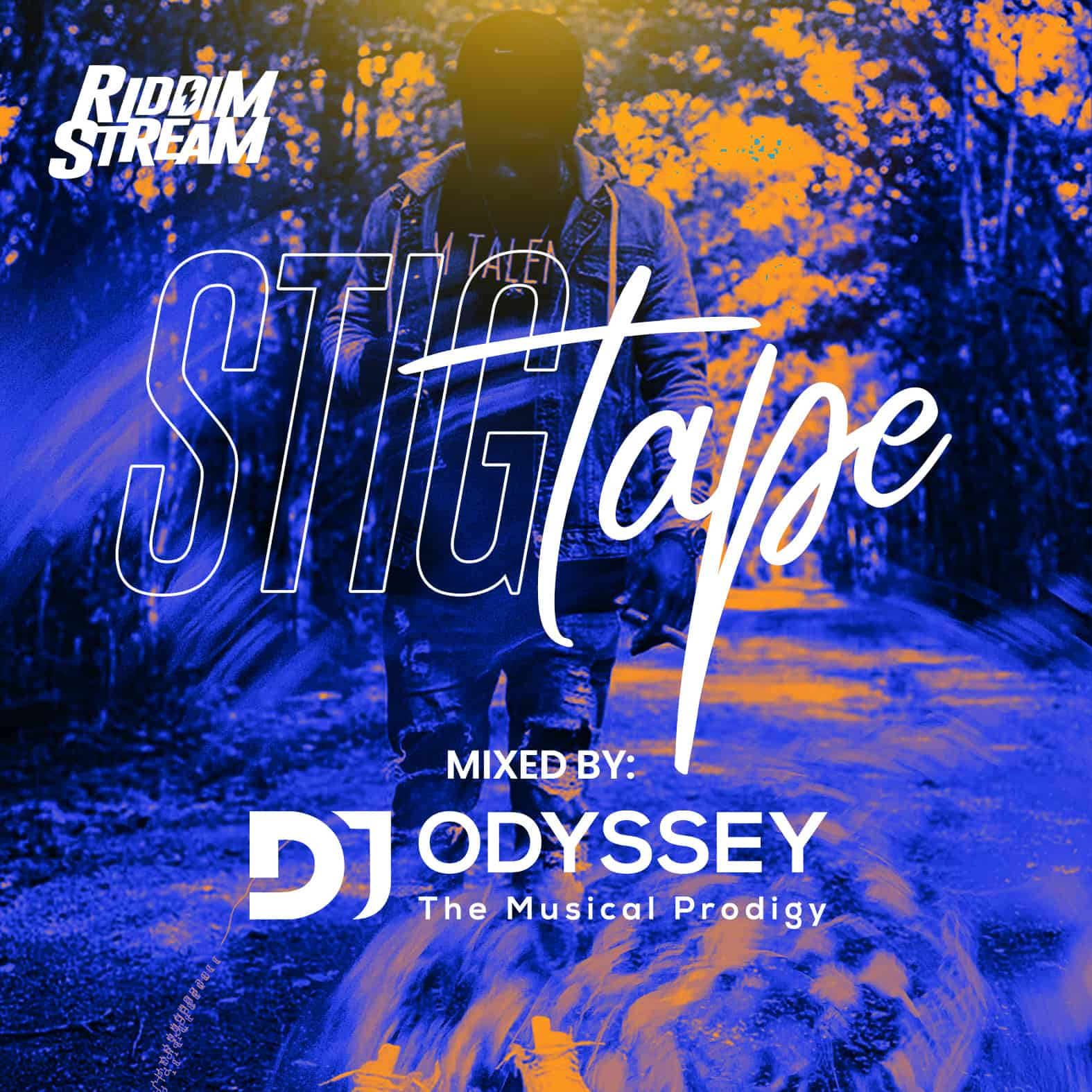 DJ Odyssey - STIGtape