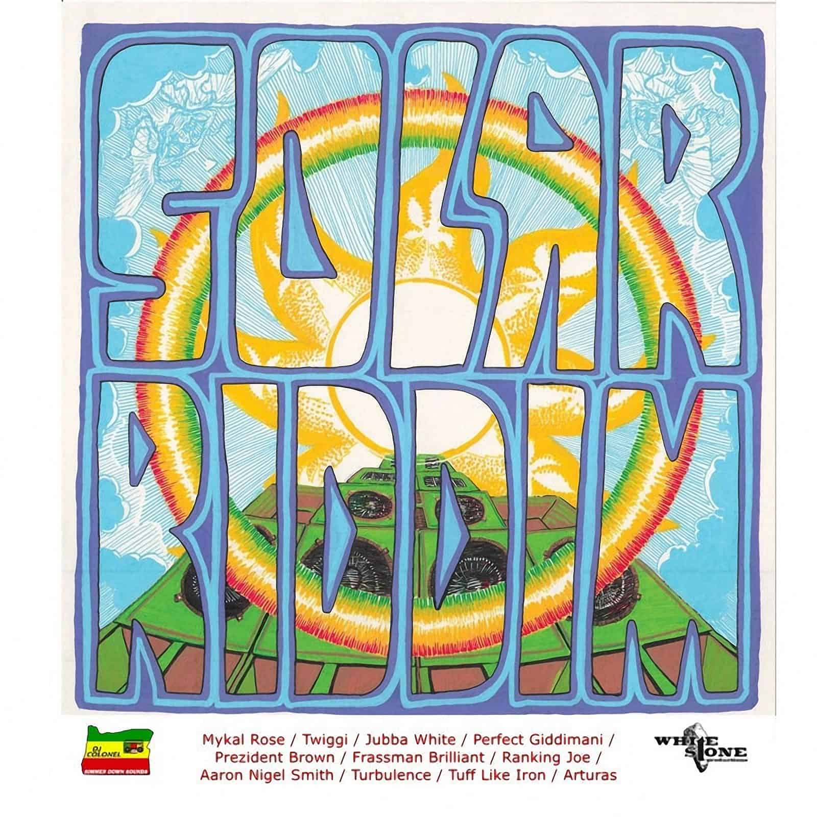 Jubba White x Frassman Brilliant x Arturas - Rise And Shine - Solar Riddim