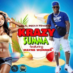 BADDA GENERAL - Krazy Summa (feat. Wayne Wonder)